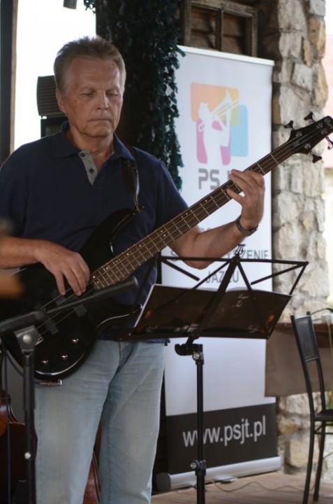 """III Festiwal Jazzu Tradycyjnego """"Jazz w Stajni"""" w Złotym Potoku – 1.08.2015 r."""