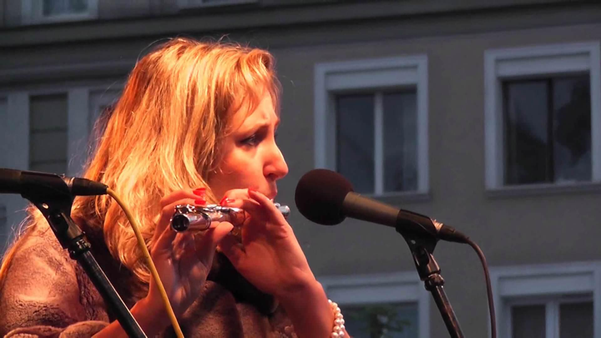 Joanna Morea & Five O'Clock Orchestra – All Of Me – VIII Hot Jazz Spring Częstochowa 2012