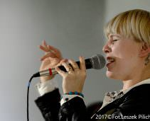 """Koncert Magdaleny Howorskiej w klubie """"Five O Clock""""  – 06.04.2017 r."""