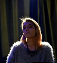 Dorota Curyłło – 1.03.2018r.  Fot: Leszek Pilichowski