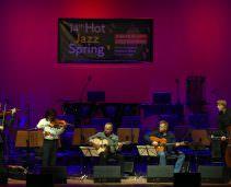 XIV Hot Jazz Spring – Koncerty 8.06.2018 r., Fot: Leszek Pilichowski