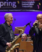 XIV Hot Jazz Spring – Suita Nowoorleańska i Scott Hamilton, Fot: Leszek Pilichowski