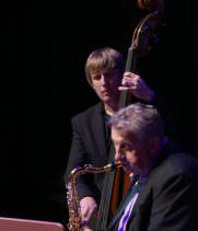 XIV Hot Jazz Spring 2018 – Wojtek Kamiński & His Swing Workshop -09.06.2018; Fot: Leszek Pilichowski