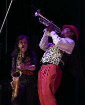 XIV Hot Jazz Spring – Boney Fields – 09.06.2018 r., Fot: Leszek Pilichowski