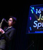 XIV Hot Jazz Spring – Laureaci Konkursu oraz Abi Wallenstein Spirit of the Blues- 10.06.2018 r., Fot: Leszek Pilichowski