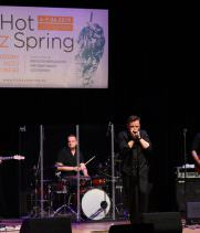 15 th Hot Jazz Spring – Neil Wilde and Forsal,The Sazerac Swingers and Emily Rault- 09.06.2019; Fot: Leszek Pilichowski