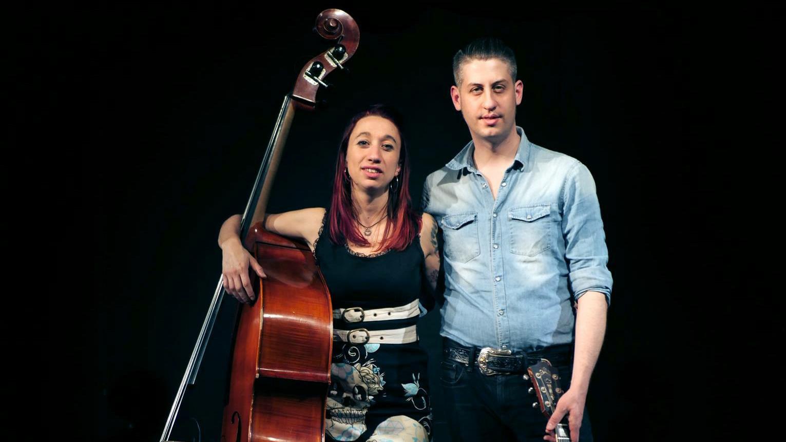 Lovesick Duo (ITALY) feat Andrzej Kownacki – Blues, Jazz, 21.11.2019