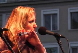 Joanna Morea & Five O'Clock Orchestra – All Of Me – VIII Hot Jazz Spring Częstochowa 2012