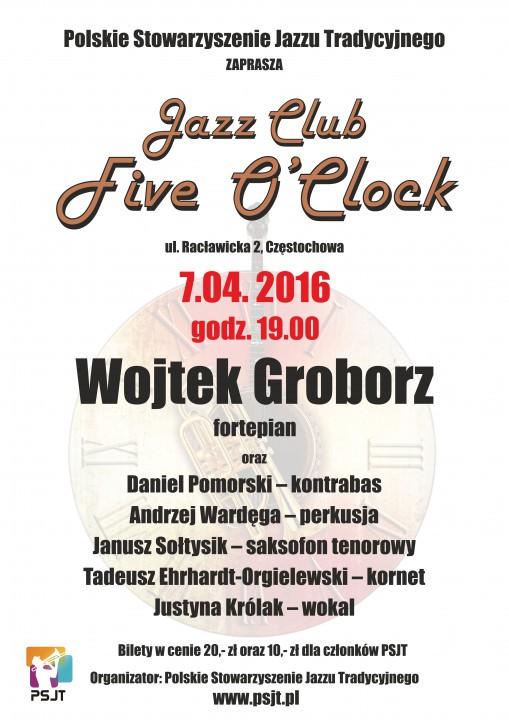 Wojtek Groborz -pion