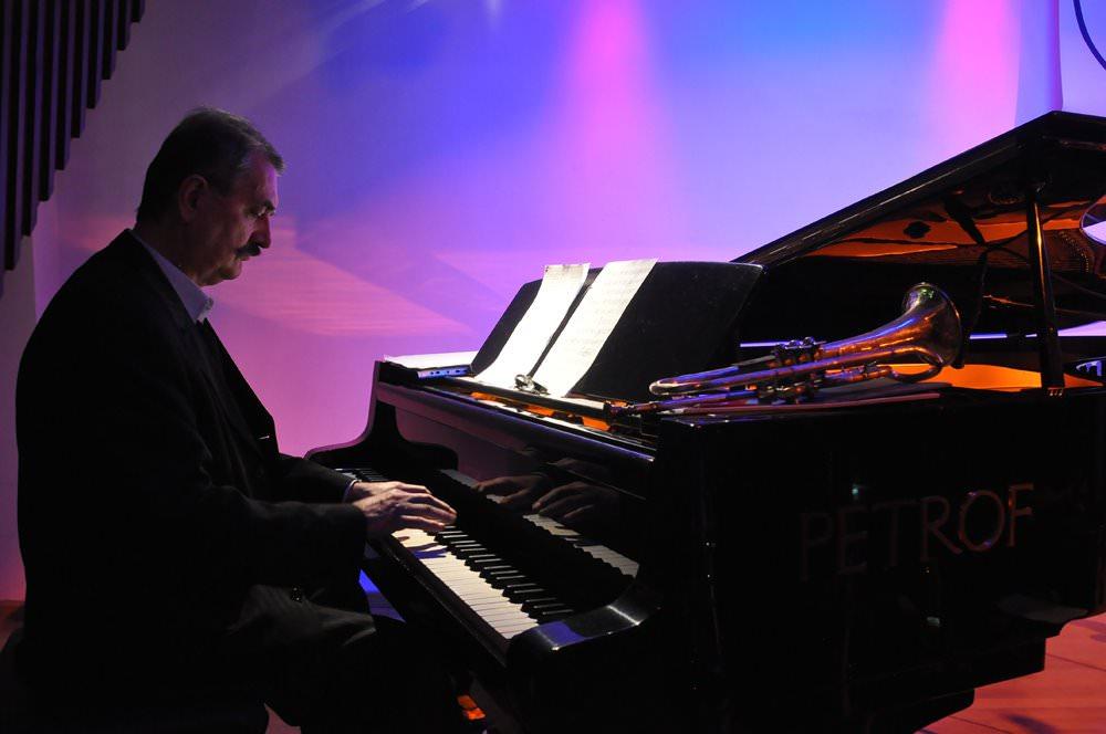 Wojciech Kamiński w jury konkursu Swingujący Kruk