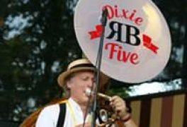 RB DIXIE FIVE w Jazz Klubie Five O'Clock