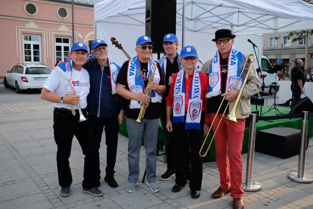 Piłkarski jazz, czyli jazzowa piłka!