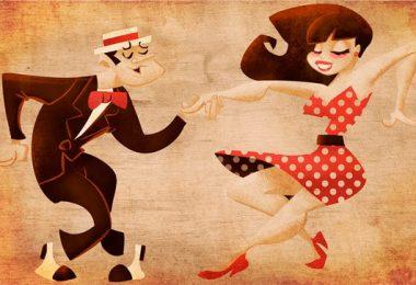 Wtorek dniem tańca swingowego!