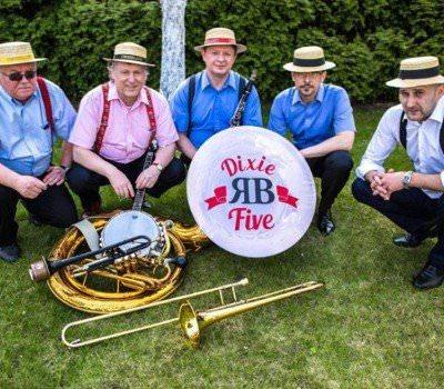 """RB Dixie Five w Jazz Klubie """"Five O'Clock"""" – 11.10.2017 r., godz. 19:00"""