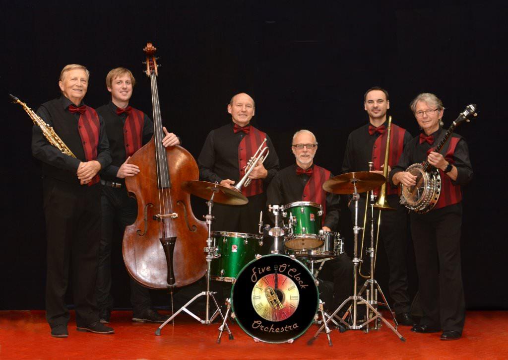 Zaduszki Jazzowe – Koncert Five O'Clock Orchestra