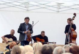 Siergiej Wowkotrub Gypsy Swing Quartet; Klub Five O'Clock; 1.02.2018 r., godz. 19:00