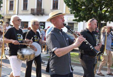 XIV Hot Jazz Spring – Parada Nowoorleańska  – 8.06.2018 r. Fot: Leszek Pilichowski