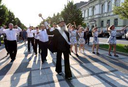HOT JAZZ SPRING Muzyka w marszu, czyli Parada Nowoorleańska