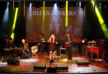 "BLUES JUNKERS  –  pierwszy koncert nowego sezonu w klubie ""Five O'Clock"""
