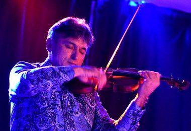 Siergiej Wowkotrub Gyspy Swing Quartet – 10.10.2018 r. Fot: Leszek Pilichowski