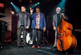"Stanley Breckenridge Trio  – Jazz Klub ""Five O'Clock""; 7.03.2019, godz. 19:00"