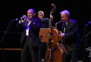 "15 th Hot Jazz Spring – Ida Zalewska Quartet, Hot Jazz Spring All Stars ""Swingujące Kruki"" – 07.06.2019; Fot: Leszek Pilichowski"