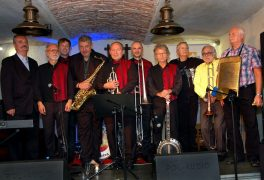 50-lecie Five O'Clock Orchestra – 27.10.2019r.; Fot: Kornel Orłowski