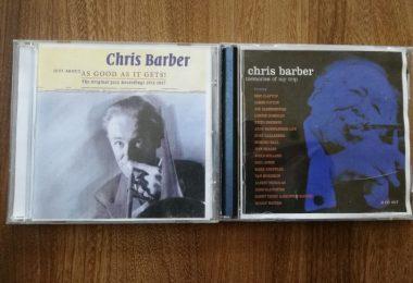 90 lat temu urodził się Chris Barber
