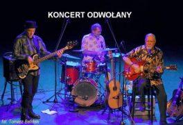 Koncert Mike Greene Band ODWOŁANY