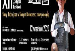 XII POZNAŃ OLD JAZZ FESTIVAL 12.09.2020; FOT: ŁUKASZ NOWAK